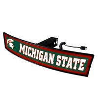 Fanmats Michigan State Acrylic Light-up Hitch Cover
