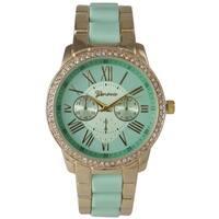 Olivia Pratt Women's Classic Ceramic Style Bracelet Watch