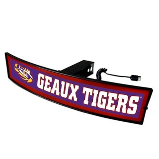 Fanmats LSU Geaux Tigers Light-up Hitch Cover