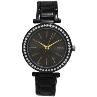 Olivia Pratt Women's Classic Style Simple Skinny Bracelet Watch