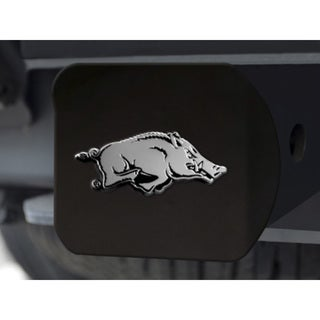 Fanmats Arkansas Black Hitch Cover