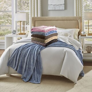 Serta Heather Blanket (More options available)