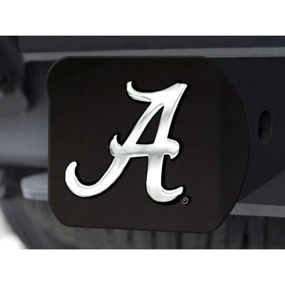 Fanmats Alabama Black Hitch Cover