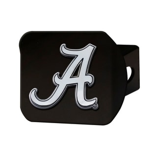 Fanmats Alabama Black Hitch Cover