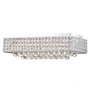 Angelia 8 Light Flush Mount