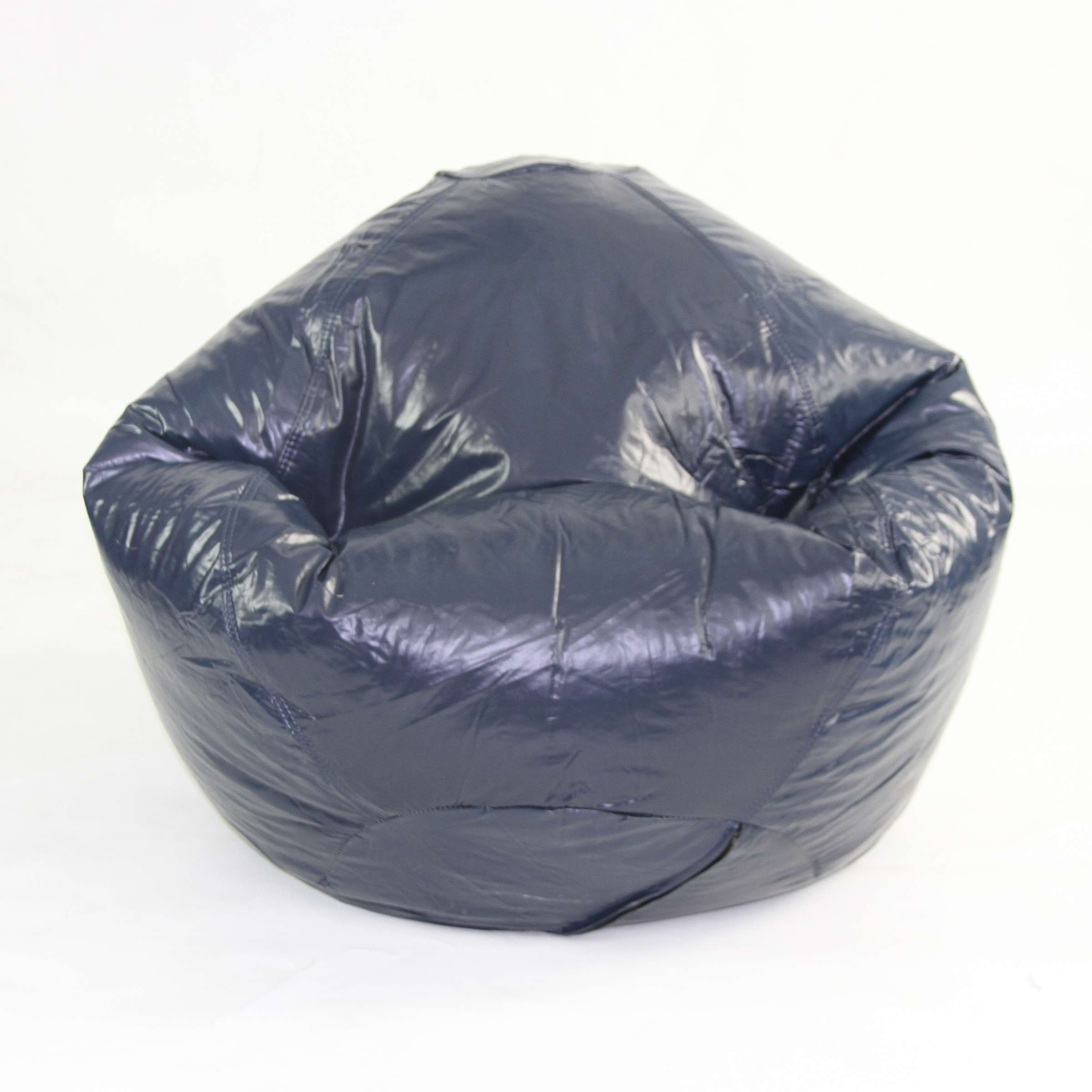 American Furniture Alliance Classic Small Bean Bag Navy B...