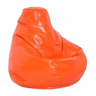Wetlook Extra Large Bean Bag Orange