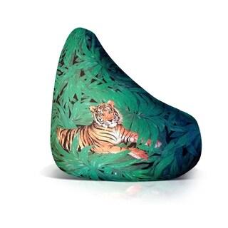 Adult Beanbag Big Shot Tiger