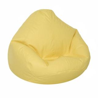 Large Lifestyle Bean Bag Yellow