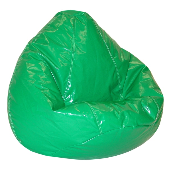 Shop Wetlook Large Bean Bag Green Free Shipping Today