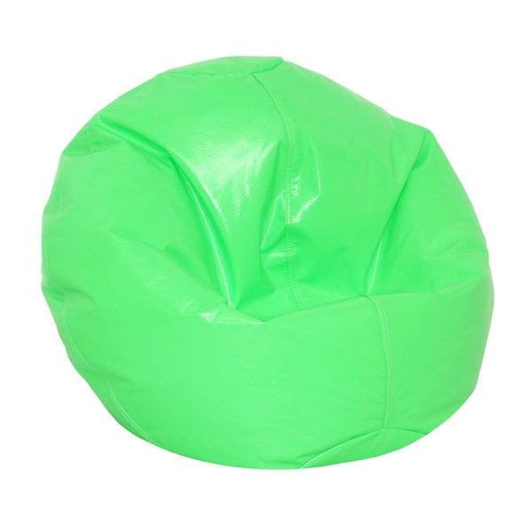 Wetlook Junior Bean Bag Neon Green