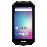 BLU Tank Extreme 5.0 T490Q Unlocked GSM Quad-Core Dual-SIM Phone w/ IP65 Certification - Black