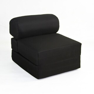Juvenile Studio Chair Sleeper - Black