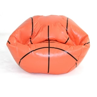 Basketball Junior Sports Vinyl Pure Bead Bean Bag