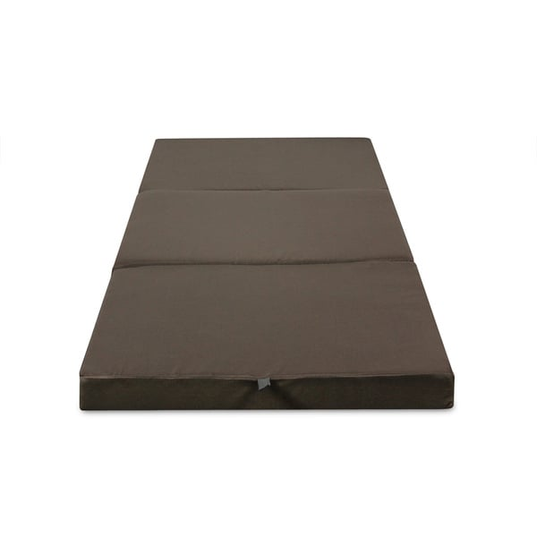 Tri Fold Foamat 30 Quot Jr Twin Chocolate Free Shipping