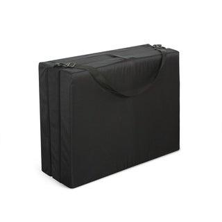 """Tri-Fold Foamat 30"""" Jr Twin Black"""