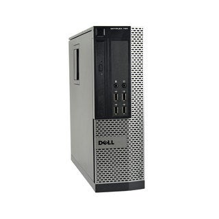 Dell OptiPlex 790-SFF Pentium G870 3.1GHz CPU 4GB RAM 250GB HDD Windows 10 Home PC (Refurbished)