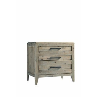 Harbourside 3-drawer Nightstand