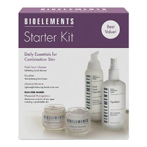 Bioelements Starter Facial Kit for Combination Skin