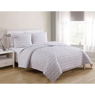 VCNY Home Gema 3 Piece Quilt Set
