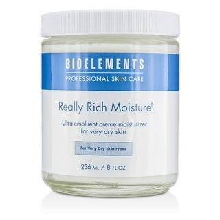 Bioelements 8-ounce Really Rich Moisture