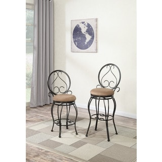 Walton Counter Height Bar Stools (Set of 2)