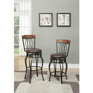 Rylan Counter Height Bar Stools (Set of 2)