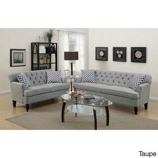 Janss 2-PCs Sofa Set