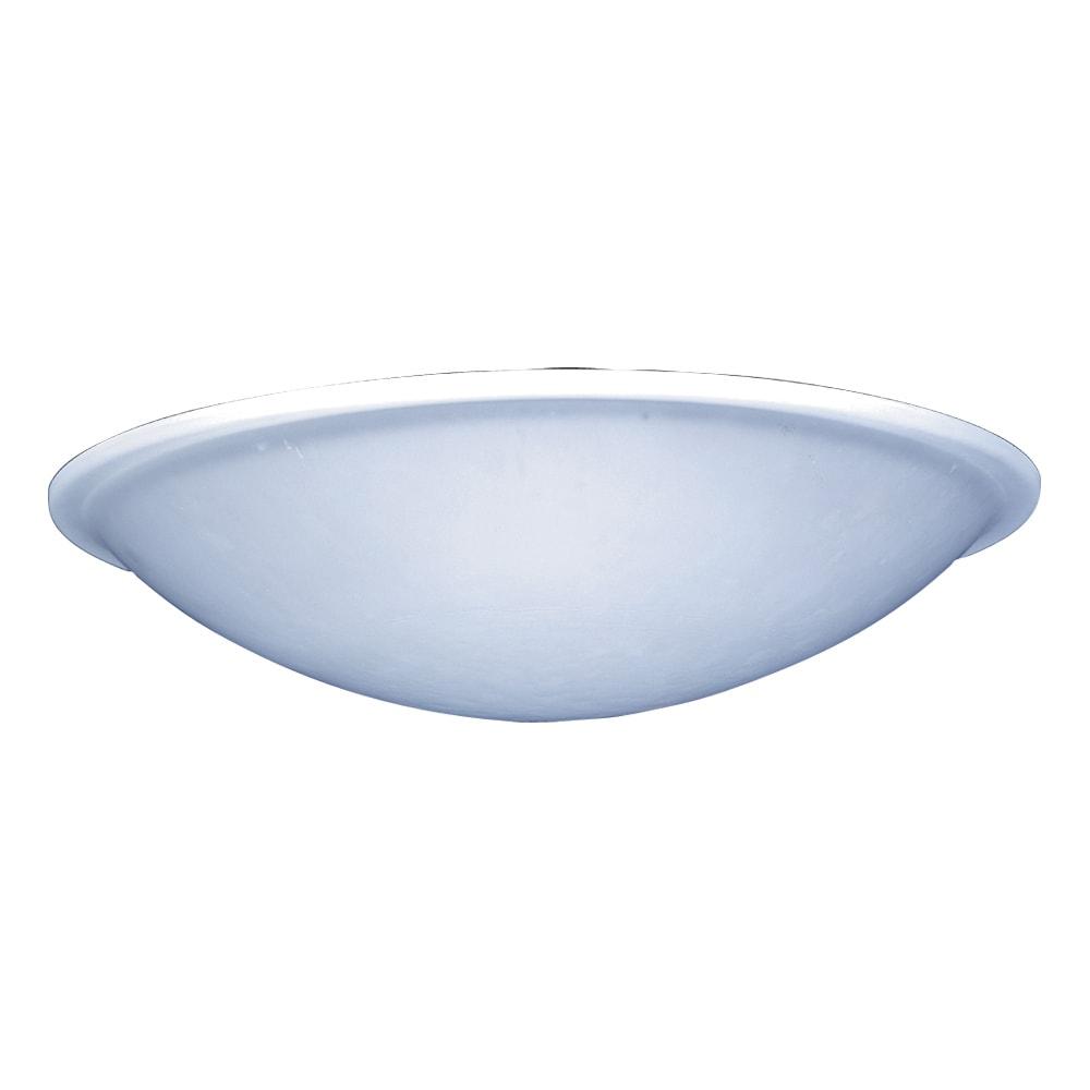 Plc Lighting Valencia (White) (Glass)