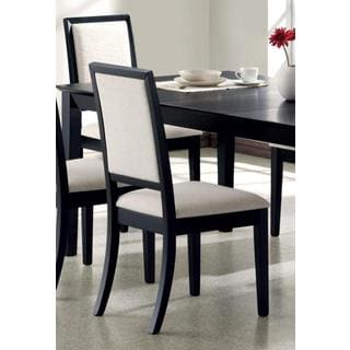 Robles Black Dining Chairs