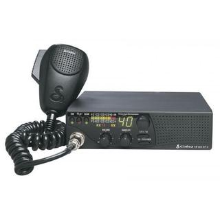 Cobra 18 WX ST II 40-Channel CB Radio with 10 NOAA Weather Channels