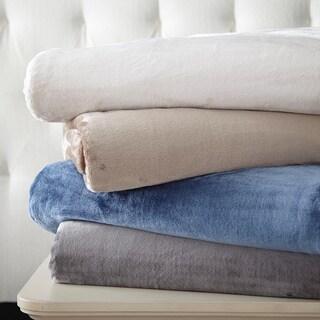 Lenox Velvet Plush Blankets