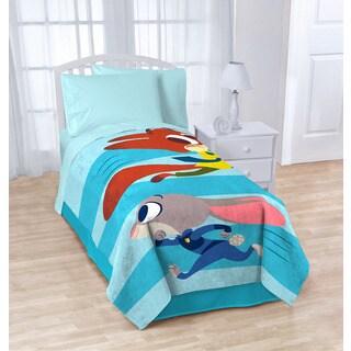 Zootopia Blanket