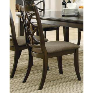 Allen Expresso Dining Chairs