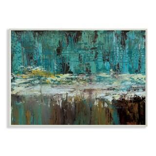 Stupell 'Tranquil Deepwater Reflections' Wall Plaque Art