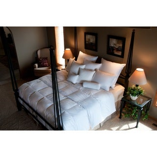 Ogallala Hypodown Monarch 600-fill Goose Down Classic Comforter