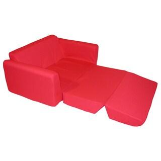 Juvenile Sofa Sleeper - Red