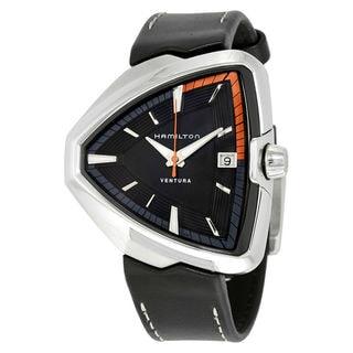 Hamilton Ventura H24551731 Men's Black Dial Watch