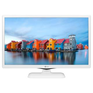 LG 24LF4520-WU Series White 24-inch HD LED TV (Refurbished)