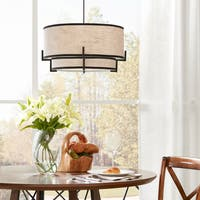 Madison Park Signature Harvery Natural Pendant