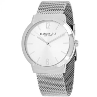 Kenneth Cole Classic 10017141 Men's Silver Dial Watch