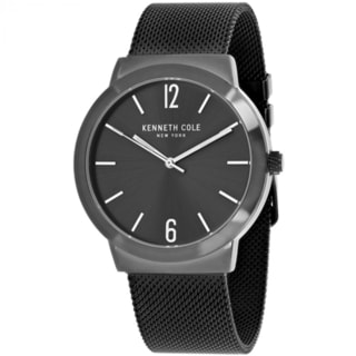Kenneth Cole Classic 10017155 Men's Grey Dial Watch