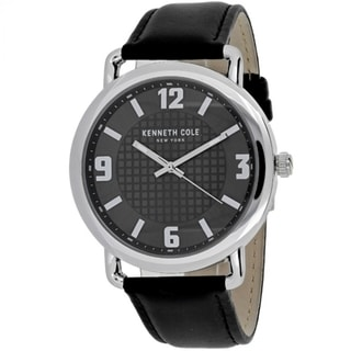 Kenneth Cole Classic 10017167 Men's Black Dial Watch