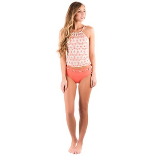 DownEast Basics Women's High Dive Top Only
