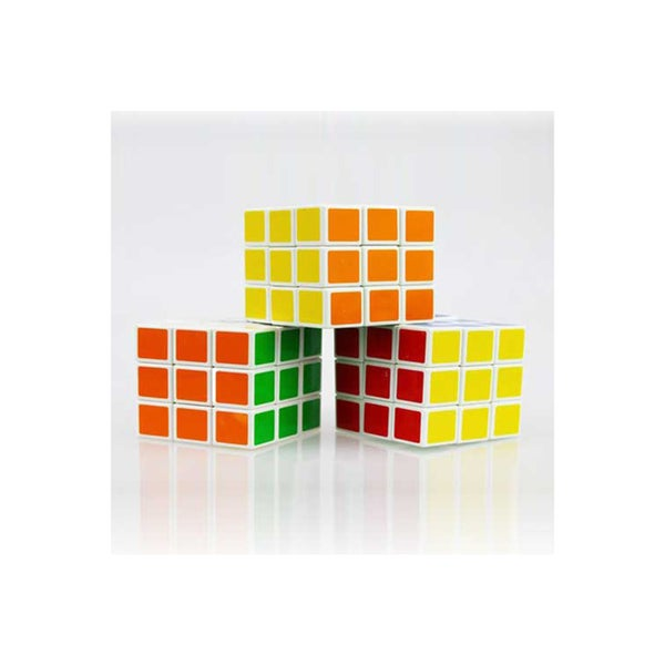 3D Rubiks Magic Cube Puzzle Game