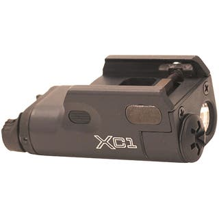 Surefire XC1 Compact Pistol Light with Mount, 200 Lumens (Black)|https://ak1.ostkcdn.com/images/products/14256132/P20844262.jpg?impolicy=medium