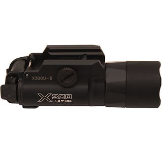 Surefire X300 Ultra Weapon Light 600 Lumens, Black|https://ak1.ostkcdn.com/images/products/14256179/P20844319.jpg?impolicy=medium
