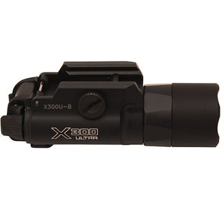 Surefire X300 Ultra Light 600 Lumens, Black