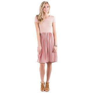DownEast Basics Women's Eye Test Dress