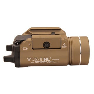 Streamlight TLR-1 HL Flat Dark Earth